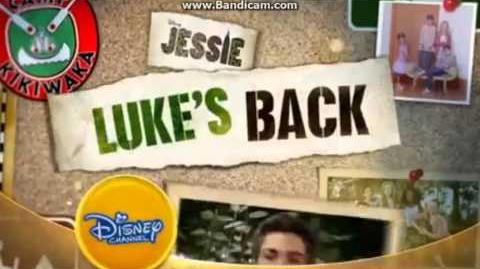 Luke's Back - Promo