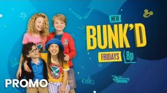 Bunk'd - New Episodes on Friday - Promo