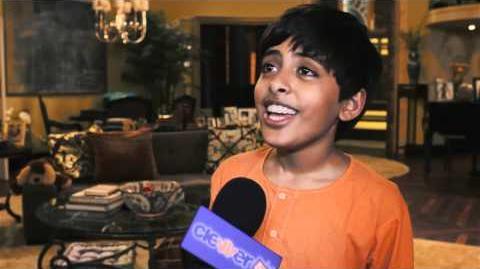 Karan Brar On Set 'Jessie' Interview-0