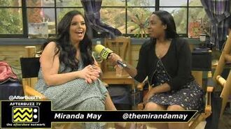 Bunk'd star Miranda May talks which Disney Channel Show She Wants To Do A Mashup Episode With