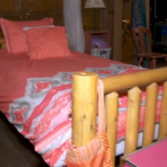 Emma's bunk