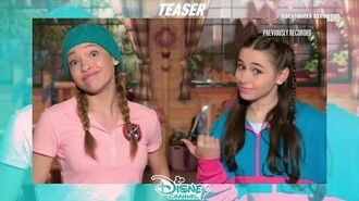 Teaser - Raven about Bunk'd - Friday, July 24 at 8p - Disney Channel (Previously Recorded)