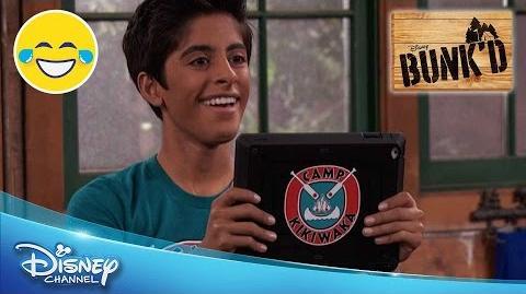 Bunk'd Save Camp Kikiwaka! Official Disney Channel UK