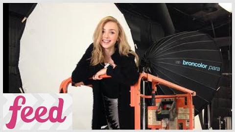 Peyton List is Ready for 'Bunk'd' in New Photo Shoot