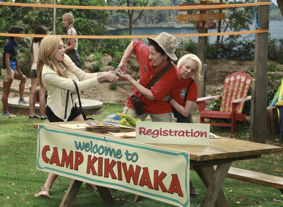 Welcome To Camp Kikiwaka Bunkd Wiki Fandom Powered By Wikia