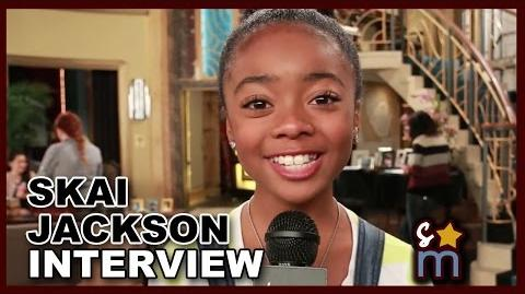 Skai Jackson Loves 5 Seconds of Summer & Reveals Favorite JESSIE Moments-0