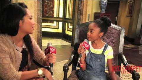 """Skai Jackson at Disney Channel's """"Jessie"""" Season Four Press Junket Jessie DisneyChannelPR-0"""