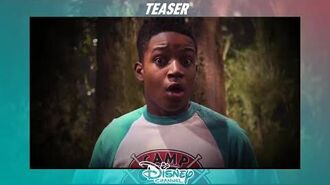 Teaser - Raven about Bunk'd - Friday, July 24 at 8p - Disney Channel