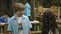 Affronted Finn
