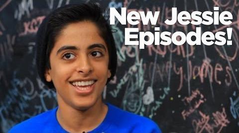 Karan Brar Talks New Jessie Episodes PT