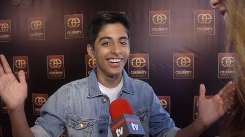 Karan Brar on One Thing Fans Don't Know About Him, Bunk'd, Cooking The Celebrity Experience