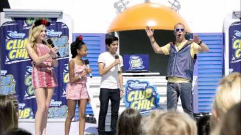 Peyton R List , Skai Jackson & Karan Brar Coolest Summer Ever Kick Off at Walt Disney World