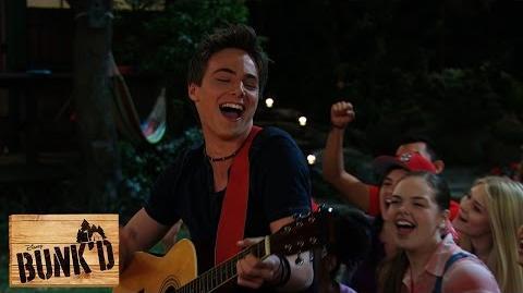 Camp Kikiwaka Song BUNK'D Disney Channel