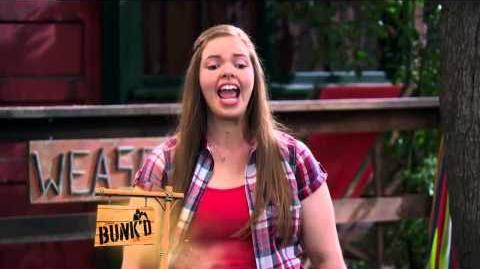 Camp Out! BUNK'D Disney Channel