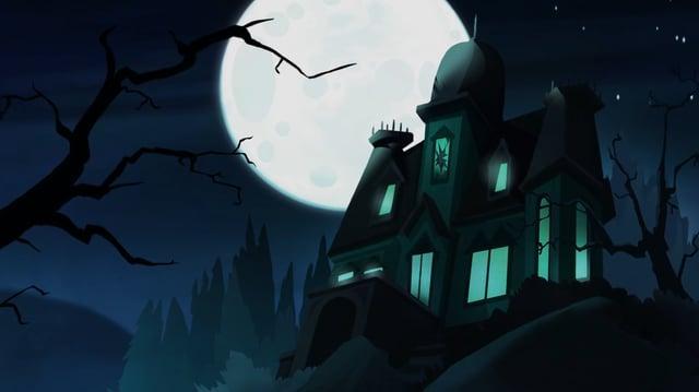 BUNNICULA . Halloween
