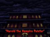 Harold the Vampire Pointer
