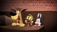 Harold, Chester and Bunnicula Shocked