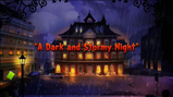 A Dark and Stormy Night tilte card