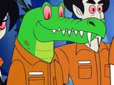 Vampire Crocodile