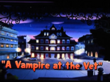A Vampire at the Vet