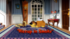 Hiccup in Smoke Title Card
