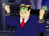 Captain Von Krinkle