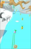 Polar Bear Emerging Bunny Skate