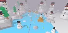 Snowman Level Bunny Skate