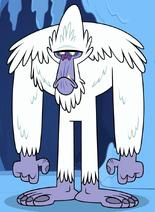 Bob the Yeti