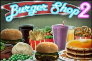 Burger Shop 2 Logo