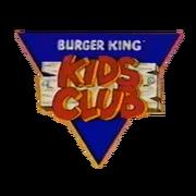 Bruger King Kids Club logo