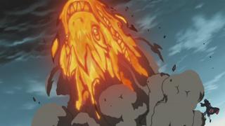 Elemento Fuego Gran Dragón de Fuego