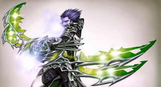 Elemento Acero Armadura de Acero Oscura