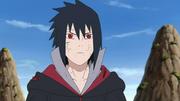 Sasuke Uzumaki en la Parte I