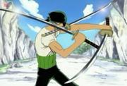 Estilo de Tres Espadas de Kenshin