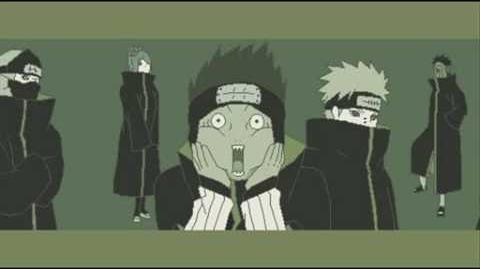 Naruto Bacchikoi Akatsuki Complete - Completo