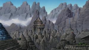 Aldea Oculta de la Roca