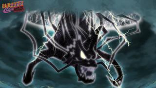 Dios Dragón del Rayo Negro