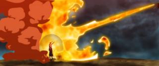 Misil de Fuego