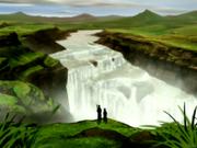 Cataratas del País del Remolino
