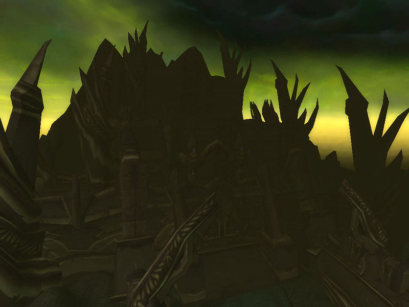 Wow Black Temple