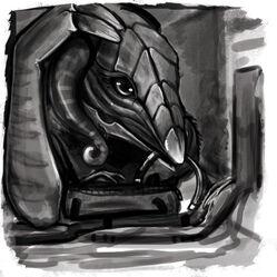 Keera sketch 2
