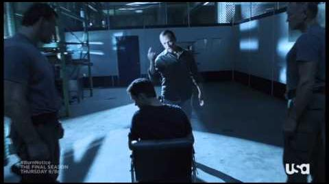 """Burn Notice, S7, Eps 4- """"Brother in Arms"""" Promo"""