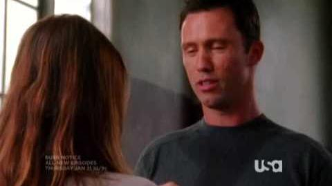 Burn Notice on USA Network - Fiona (promo)