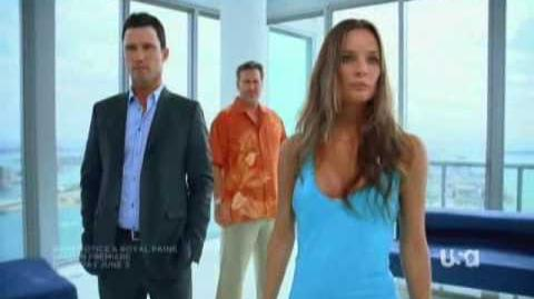 Burn Notice and Royal Pains return June 3rd!