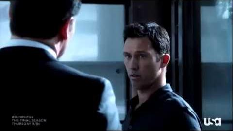 Burn Notice 7x06 Promo All or Nothing HD