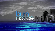 Burn notice title card