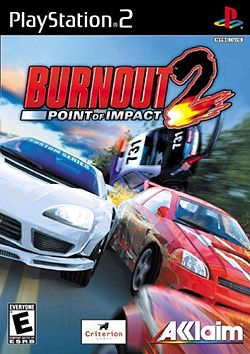 Burnout 2- Point of Impact