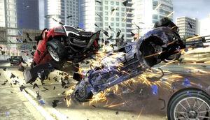 360 Revenge Crash