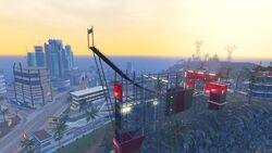 CrashTV Ski Jump